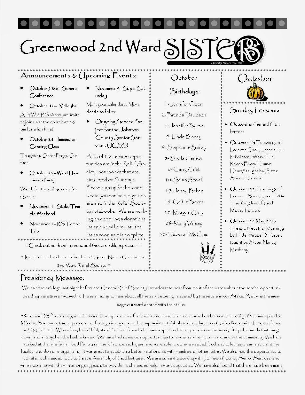 ward relief society newsletter - Google Search | Relief ... on google free flyer templates, google free certificate templates, google free resume templates, google free powerpoint templates, google free business card templates, google free invoice templates,