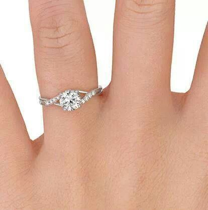 So want this as a promise ring!