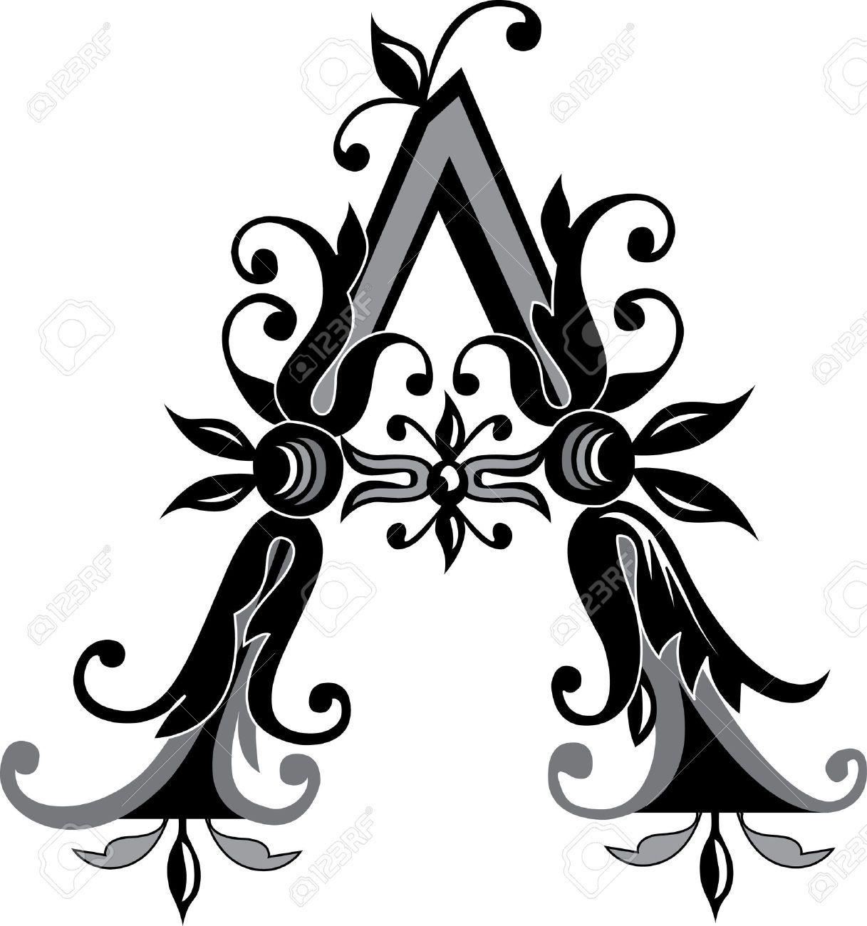 Stock Vector Alphabet letters design, Alphabet, English
