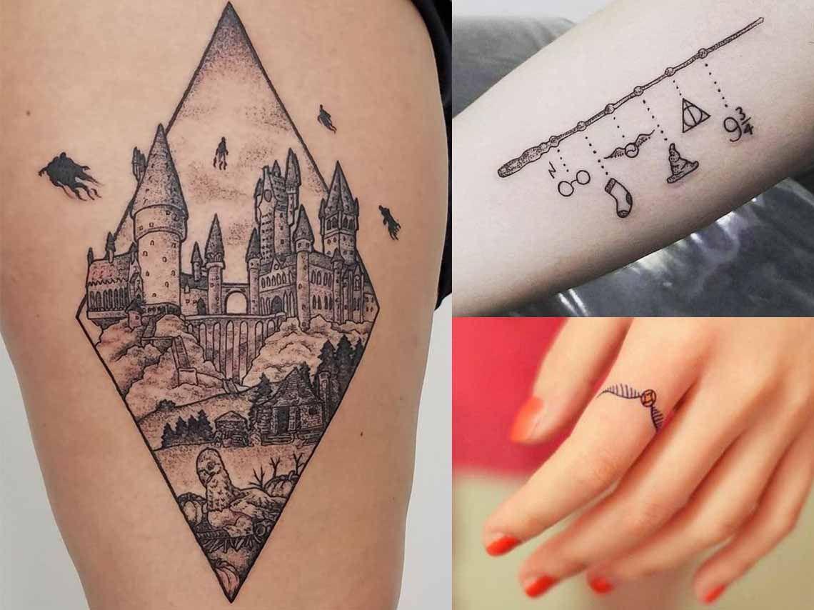 Tatuajes Inspirados En Libros, Que Las Letras Le Den Sentido