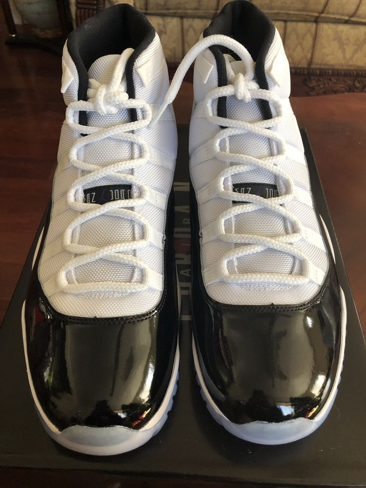 6e410ab385903 Air Jordan Concord 11 (2018 Early Release) Sz. 12 100% Authenticity ...