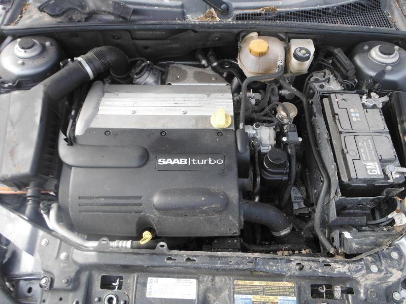 09 Saab 9 3 Engine 2 0l 4 Cyl Turbo B207r Eng Awd Xwd Vin Y 8th Digit B207r Eng Saab Turbo Ebay Saab 9 3