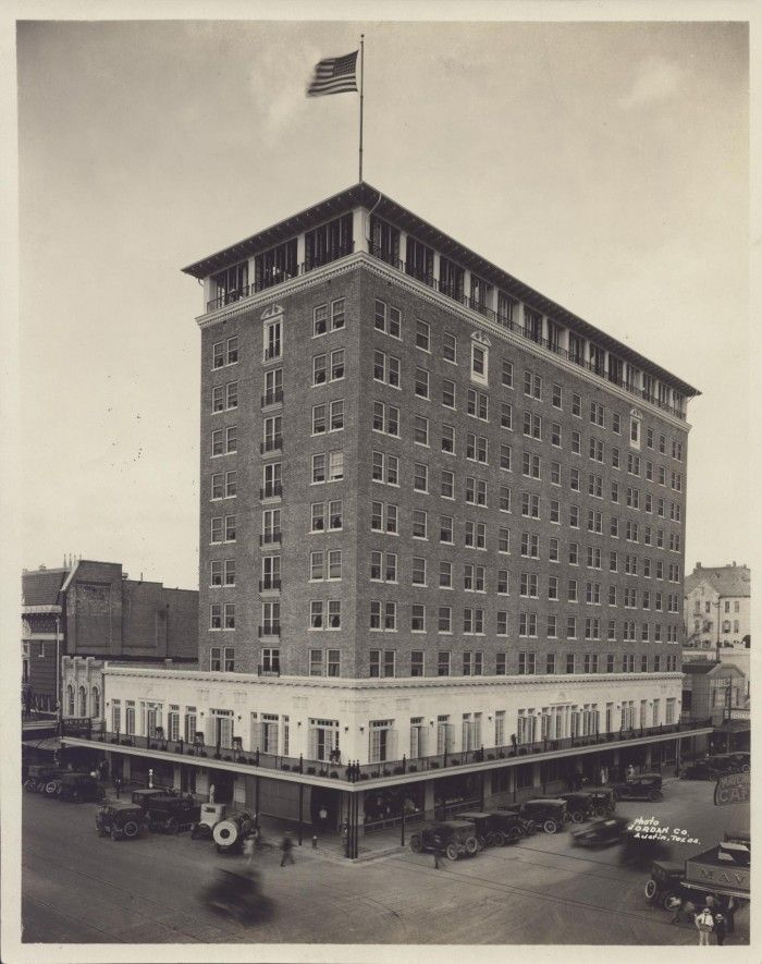 The Baker Hotel Dallas Texas 1924 Gone