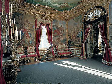 Eastern Tapestry Chamber Linderhof Palace Linderhof Palace Palace Interior Castles Interior