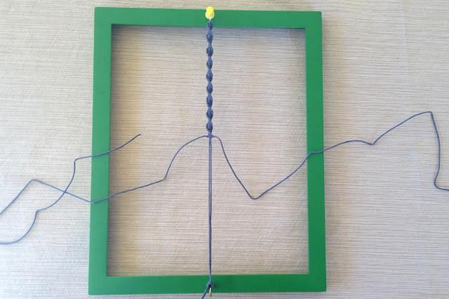 Buy or DIY: Beadalon Tying Station vs DIY Knotting Frame: DIY Macrame Knotting Frame