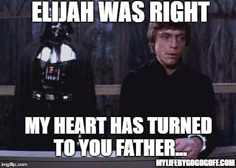 35 Mormon Star Wars Memes To Make Your Day Mylifebygogogoff Star Wars Memes Star Wars Quotes You Are The Father