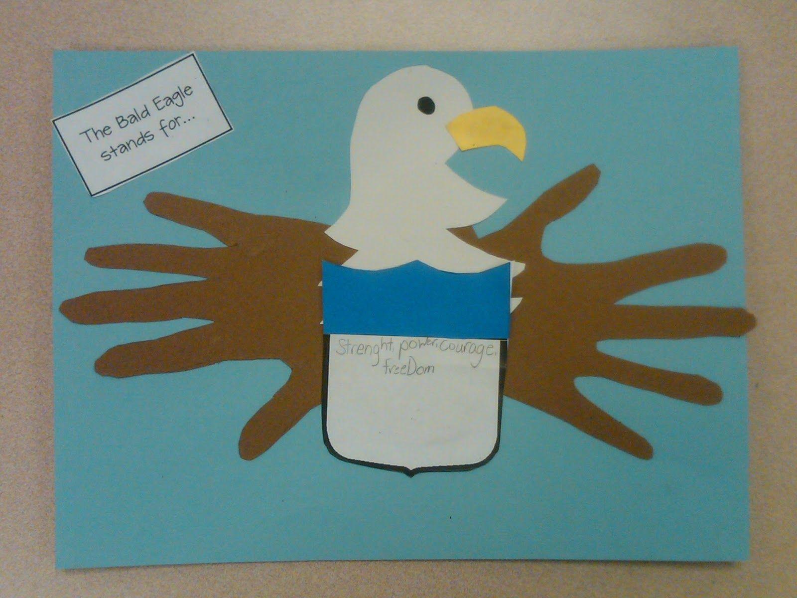 National Symbols Unit The Bald Eagle