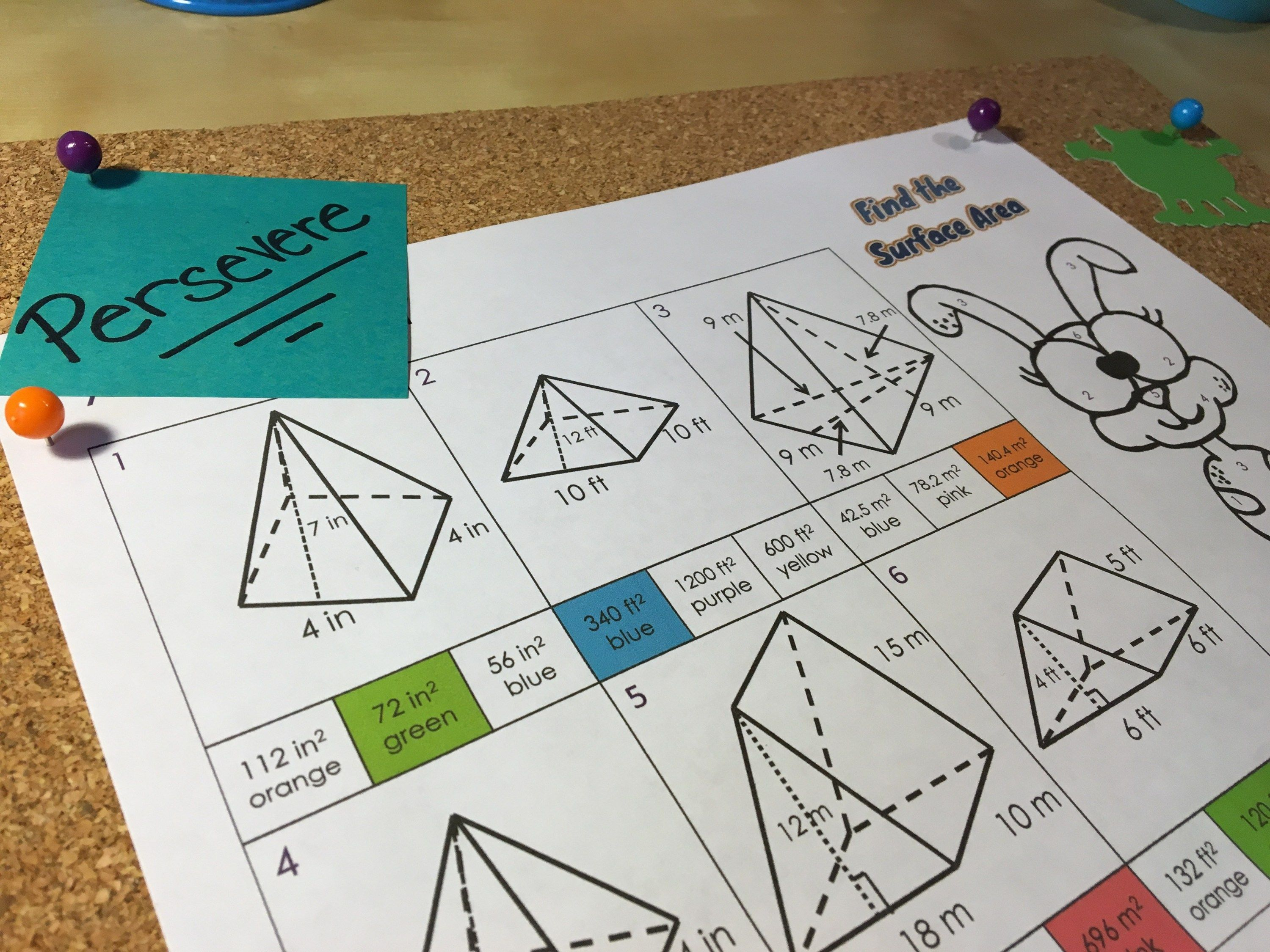 11 Activities To Make Practicing Surface Area Awesome Sauce