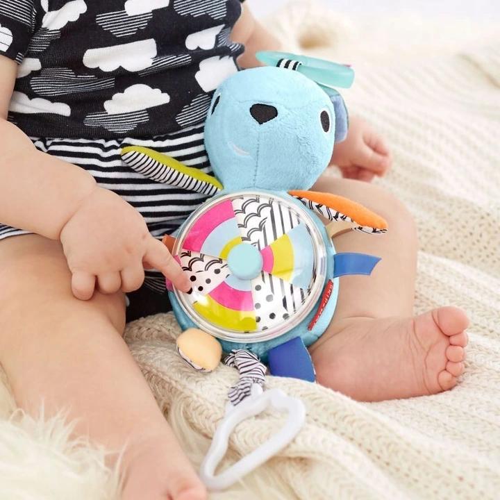 Skip Hop Wirujaca Zawieszka Aktywny Krolik 8076692122 Oficjalne Archiwum Allegro Baby Bunny Toy Little Kid Fashion Baby Toys