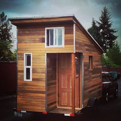 Via Michael Douglas Northtothefuture On Ig Tiny House