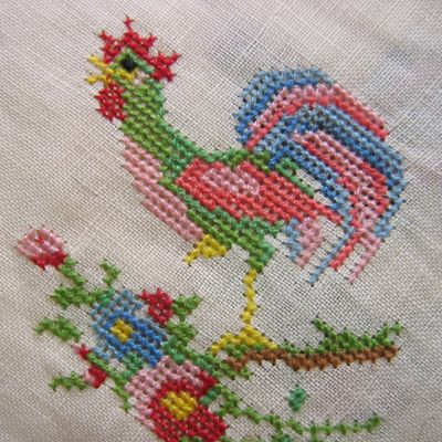 What Exactly Is The Difference Between Cross Stitch Needlepoint