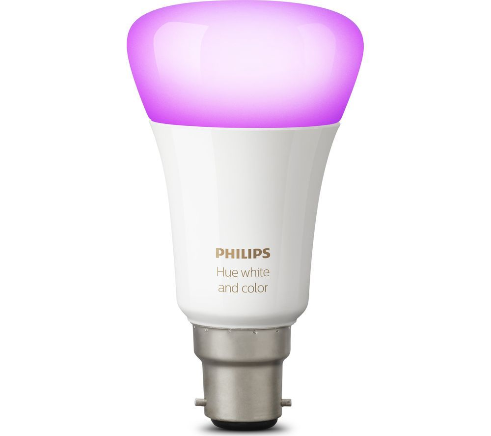 Buy PHILIPS Hue White & Colour Ambience Wireless Bulb