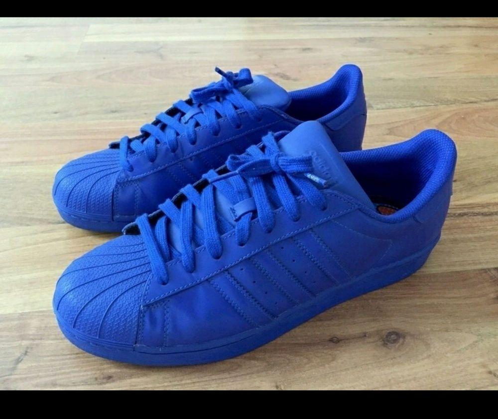 Skater Blau Gr46Gay Schuhe Adidas Superstar Sneaker Sk8er