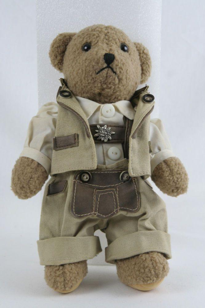 Kein Spielzeug Bear GMBH G Wurm German Teddy Bear Boy 9\