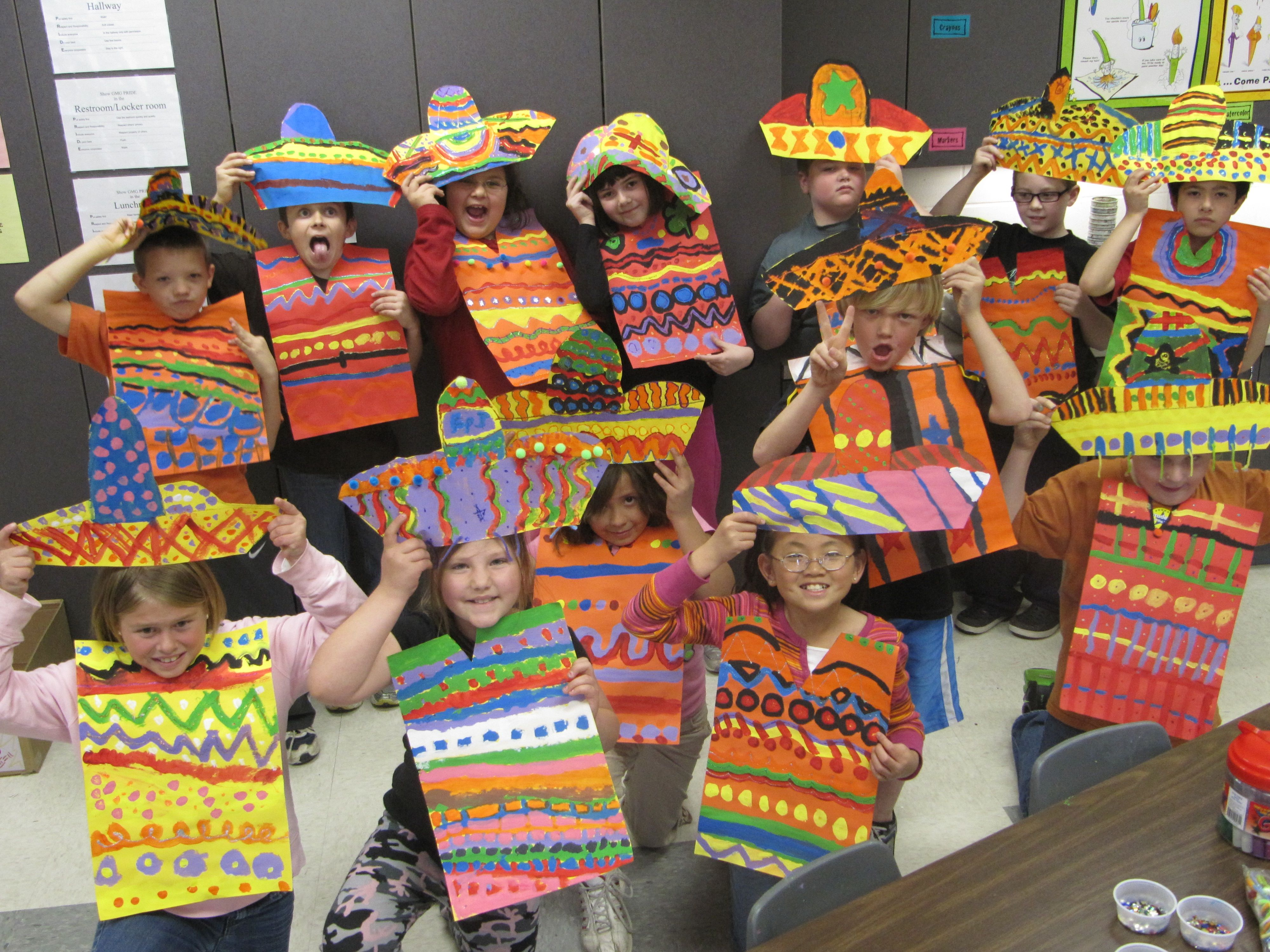 Cinco De Mayo Arts and Crafts