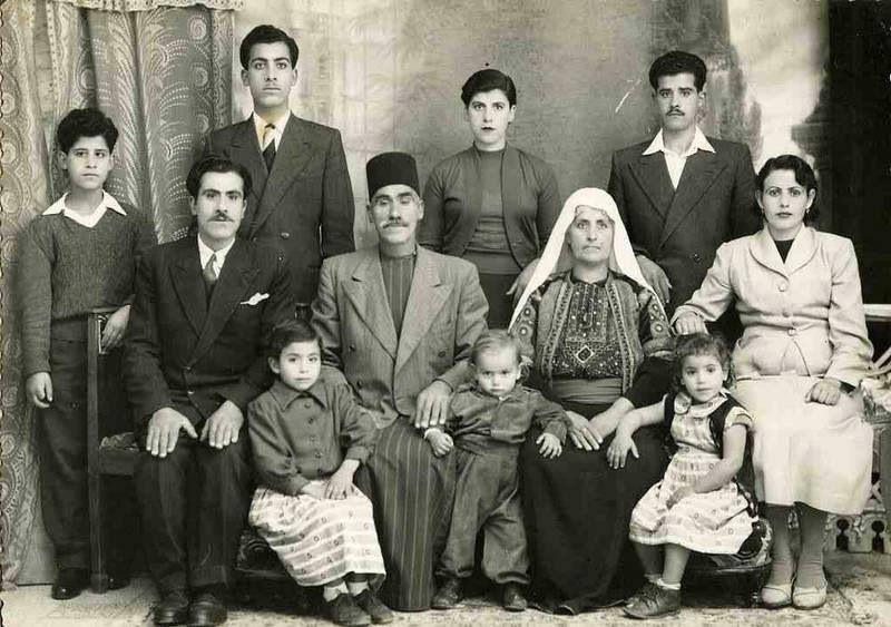 عائلة شهوان بيت جالا فلسطين قبل ١٩٤٨ Shahwan Family Beit Jala Palestine Before 1948 Familia Shahwan Beit Ja Palestine History Palestine People Palestine