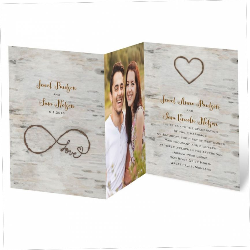 Wedding Invitations With Photo Wedding Ideas Hochzeitseinladung