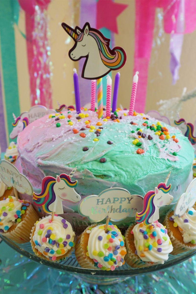 Budget Friendly Kids Unicorn Party Unicorns Unicorn party and