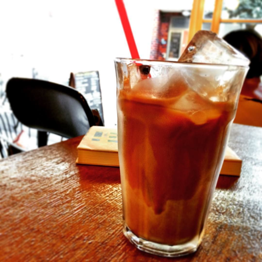 田原町駅近くのカフェでのんびり #浅草 #カフェ