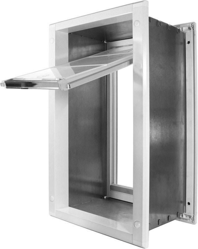 Patio Pacific 04pp06 1 Endura Flap Small Wall Unit 6 X