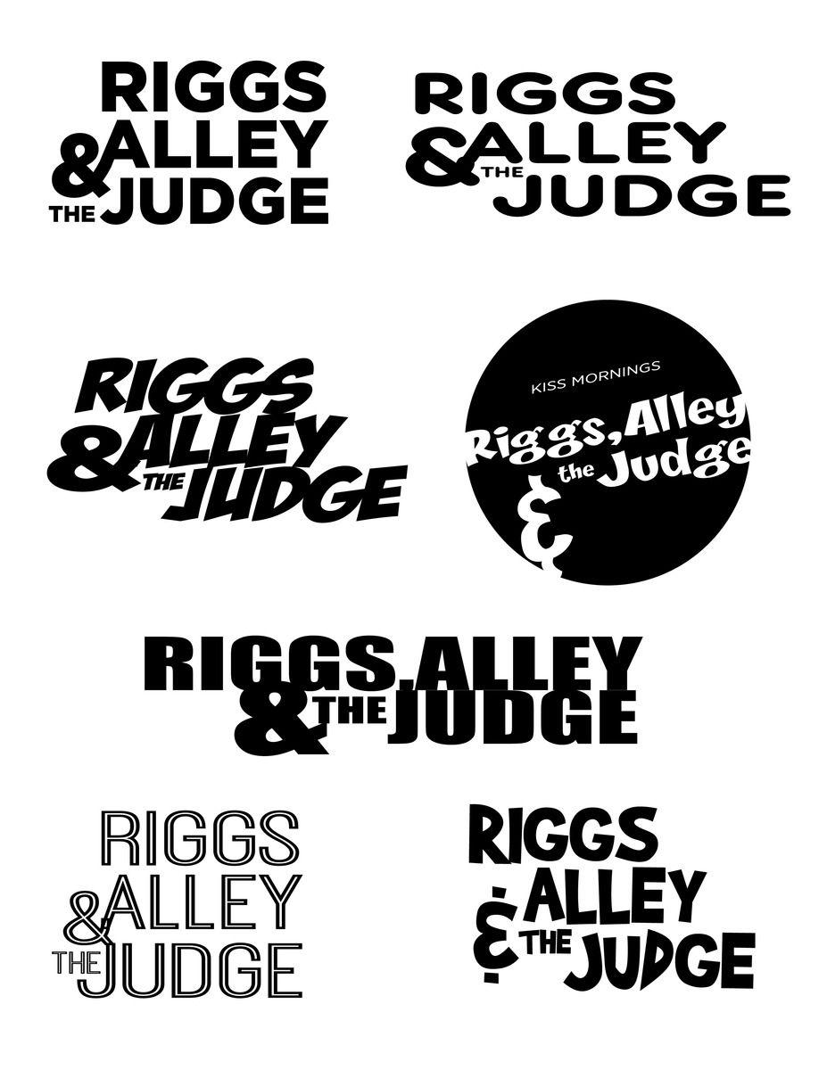 Nicole Esche Graphic Design Milwaukee Riggs Alley The Judge