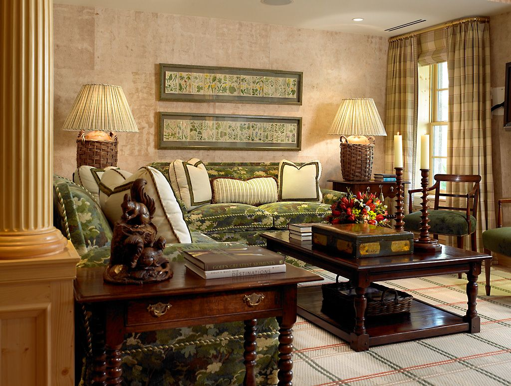 English country home interiors  Scott Snyder Inc Westchester NY home project  Beautiful Interiors