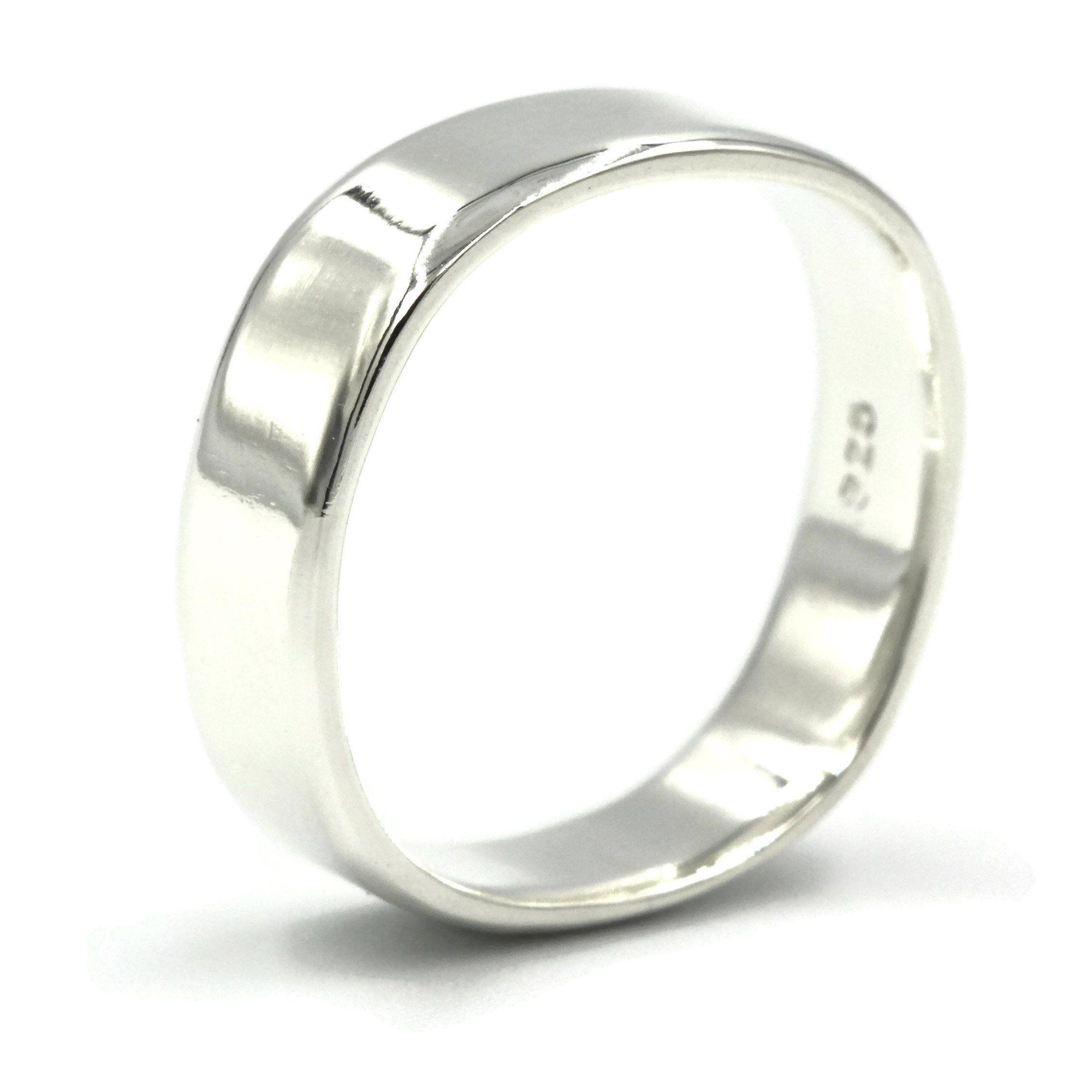 Sterling Silver Ring Wedding Band Wedding Engagement Men