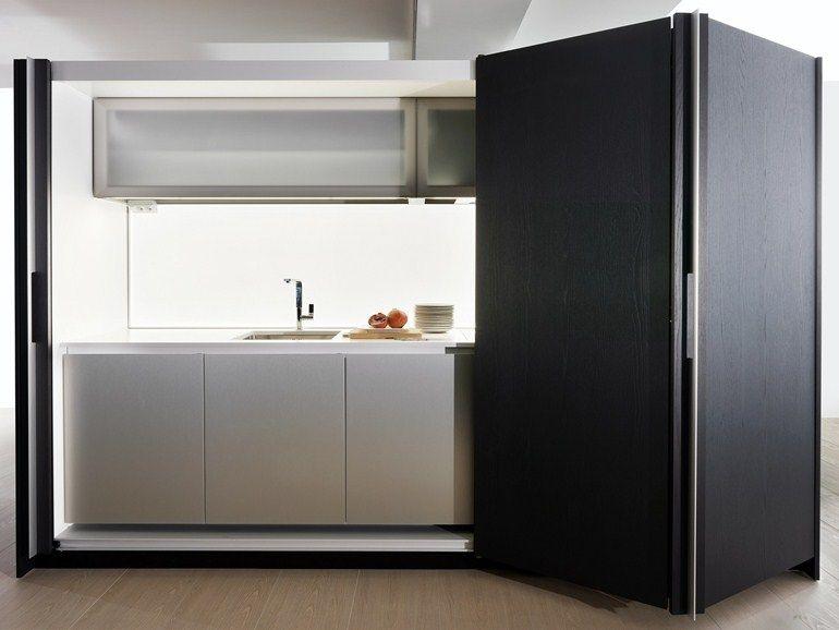 Cucina a scomparsa lineare TIVALÌ - DADA | 室內 | Pinterest | Kitchens
