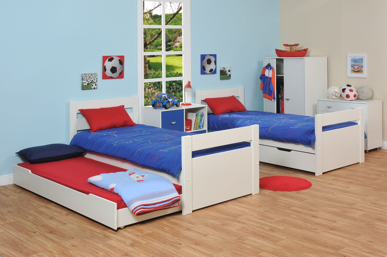 Kids room design for two kids - Room