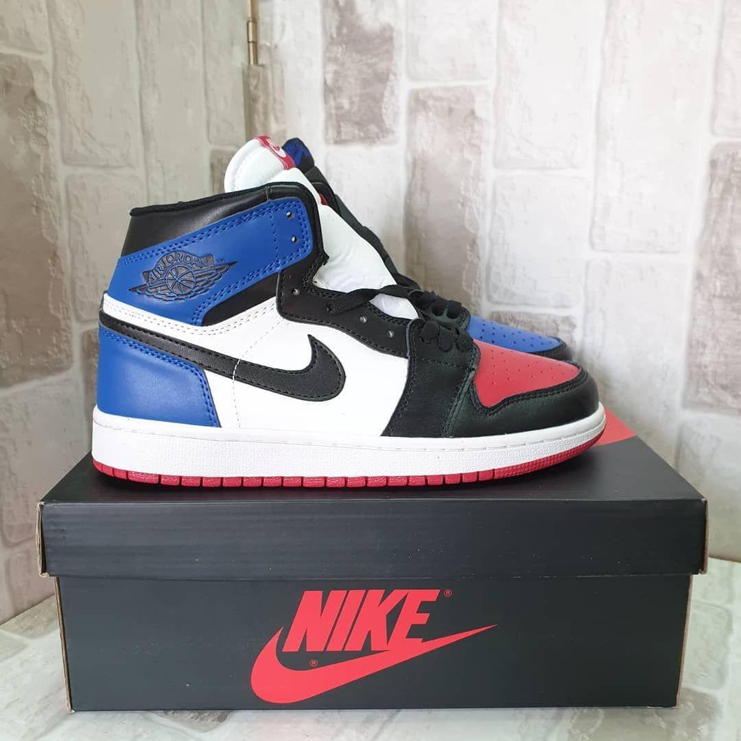 Sepatu Sneakers Nike Jordan 1 Retro To