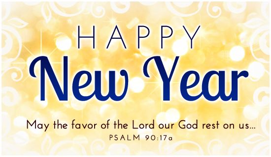 New Year Images With Bible Quotes: EMail Free Personalized New