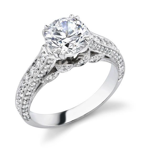1000 Images About Engagement Rings Wedding Bands On Pinterest. Platinum  Engagement Rings Photos That Every Woman ...