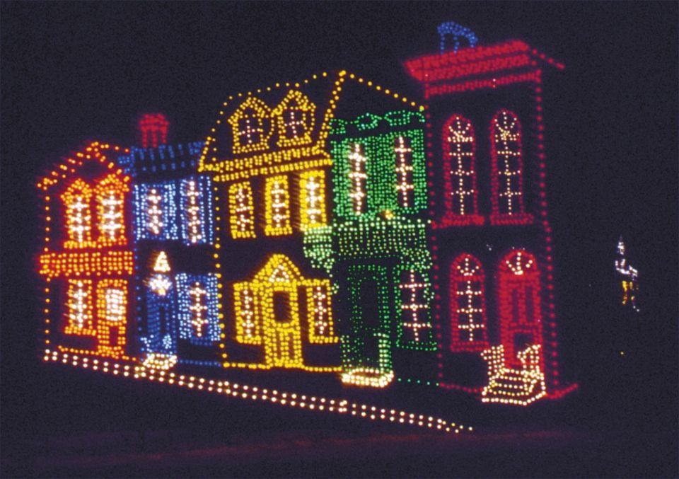 James Island County Park Festival Of Lights South Carolina Livin  - Christmas Lights In Sc