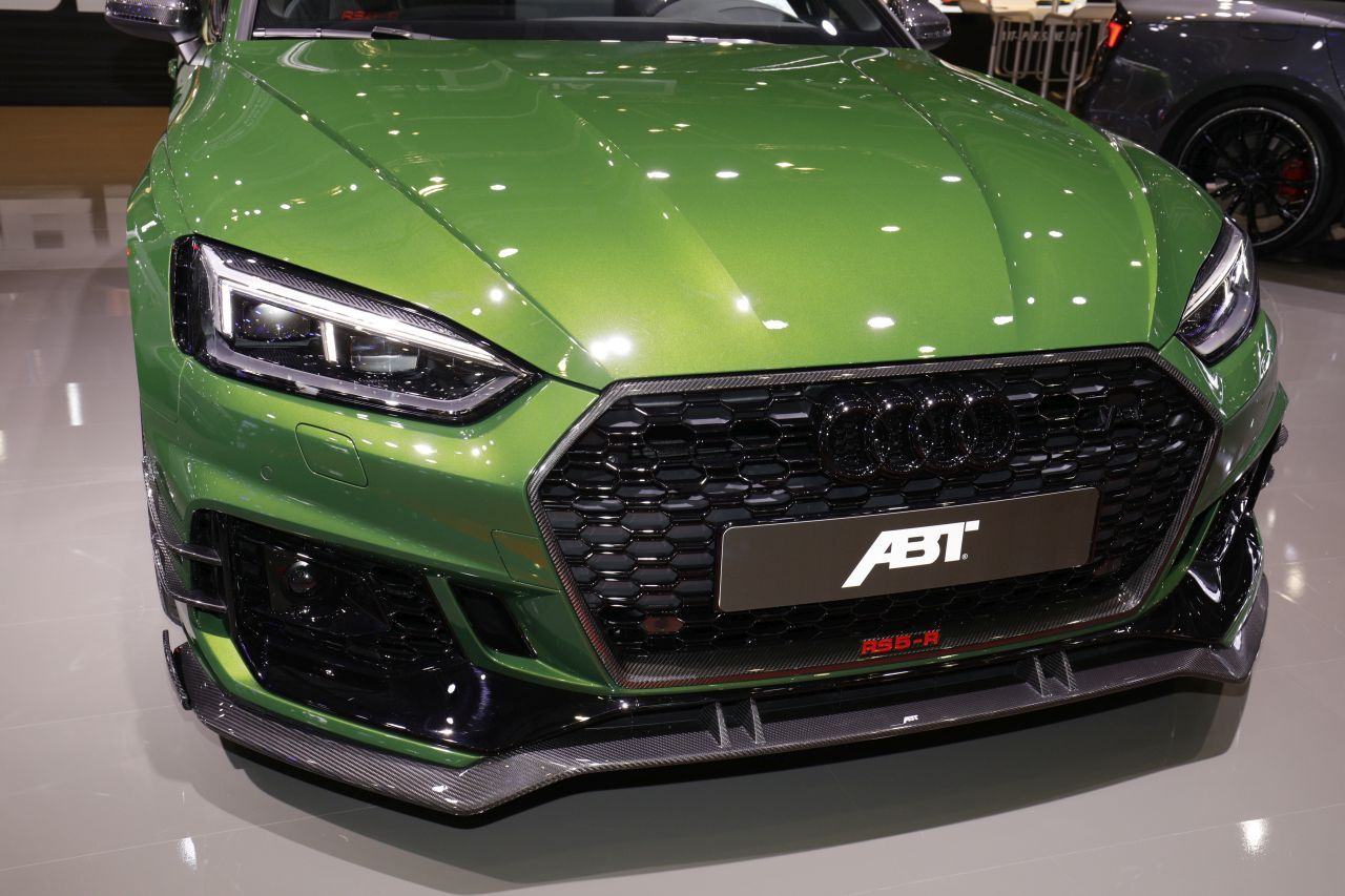 Abt Rs5 R 2018 Audi Rs5 Audi Geneve