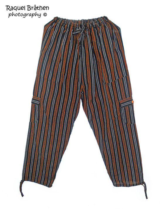03f5a07c3 pantalones hippies por SouthAmericaShop en Etsy, $19.50 | Hippie ...