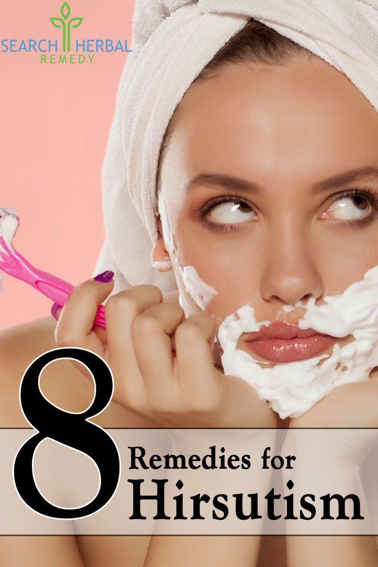 Medical treatments for female facial hair