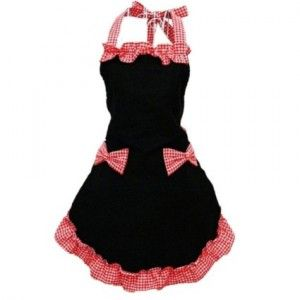 Bake in Style with Flirty Bib Aprons!
