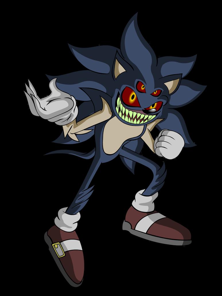 Sonic Exe Second Form By Teenage Brautwurst On Deviantart Sonic Art Cute Cartoon Wallpapers Sonic Adventure