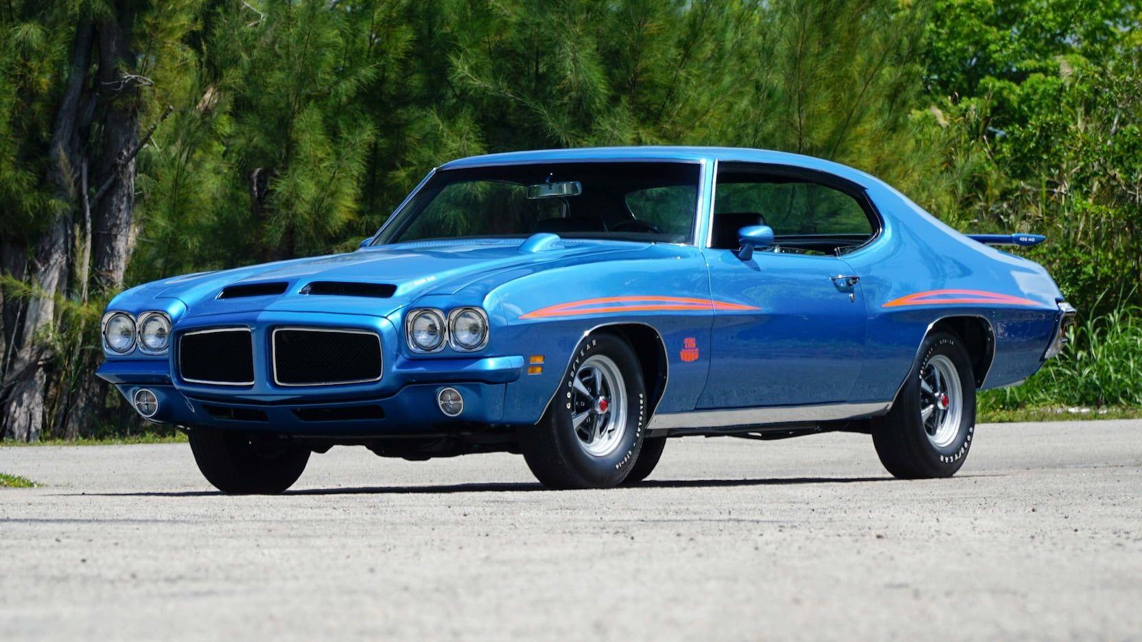 1971 Pontiac Gto Judge Presented As Lot R267 At Indianapolis In Pontiac Gto Gto Pontiac