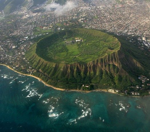 Hawaii Diamond Head Crater! I've Been Here And Would Love