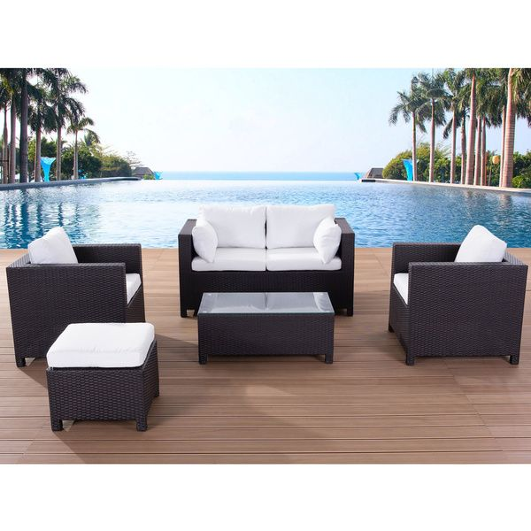Wicker Furniture Lounge Milano Outdoor Sofa Set