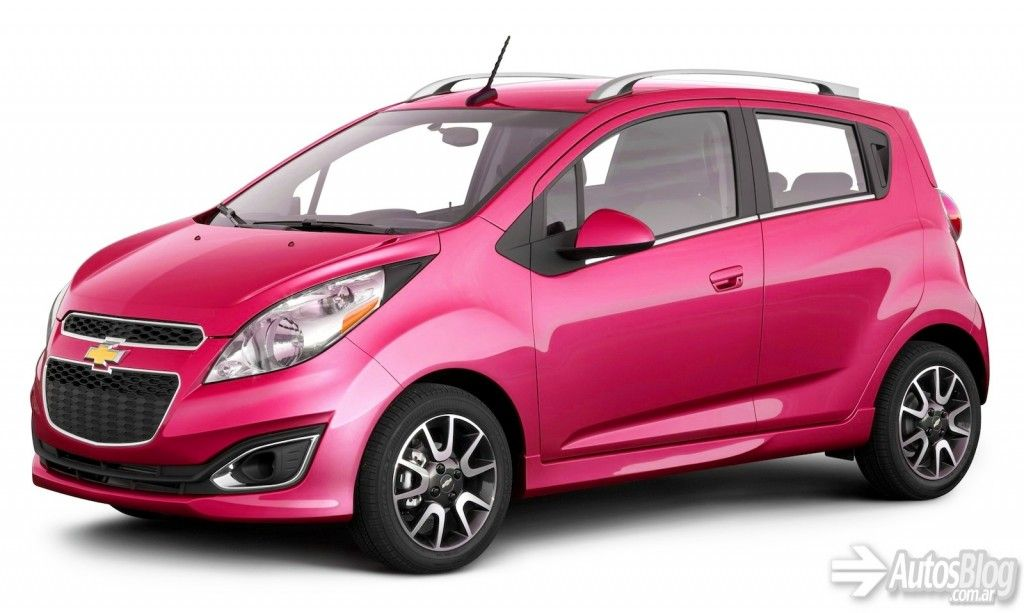 Hot Pink Chevy Spark Chevrolet Spark Pink Chevy Chevrolet