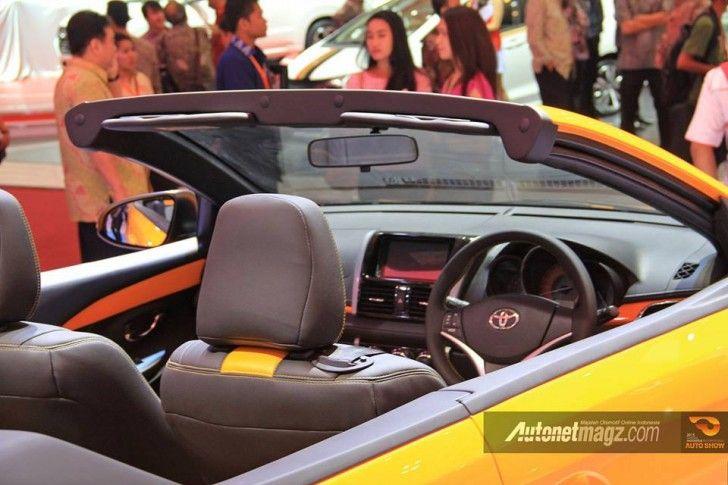 Modifikasi Toyota Yaris Legian Concept Toyota Legian