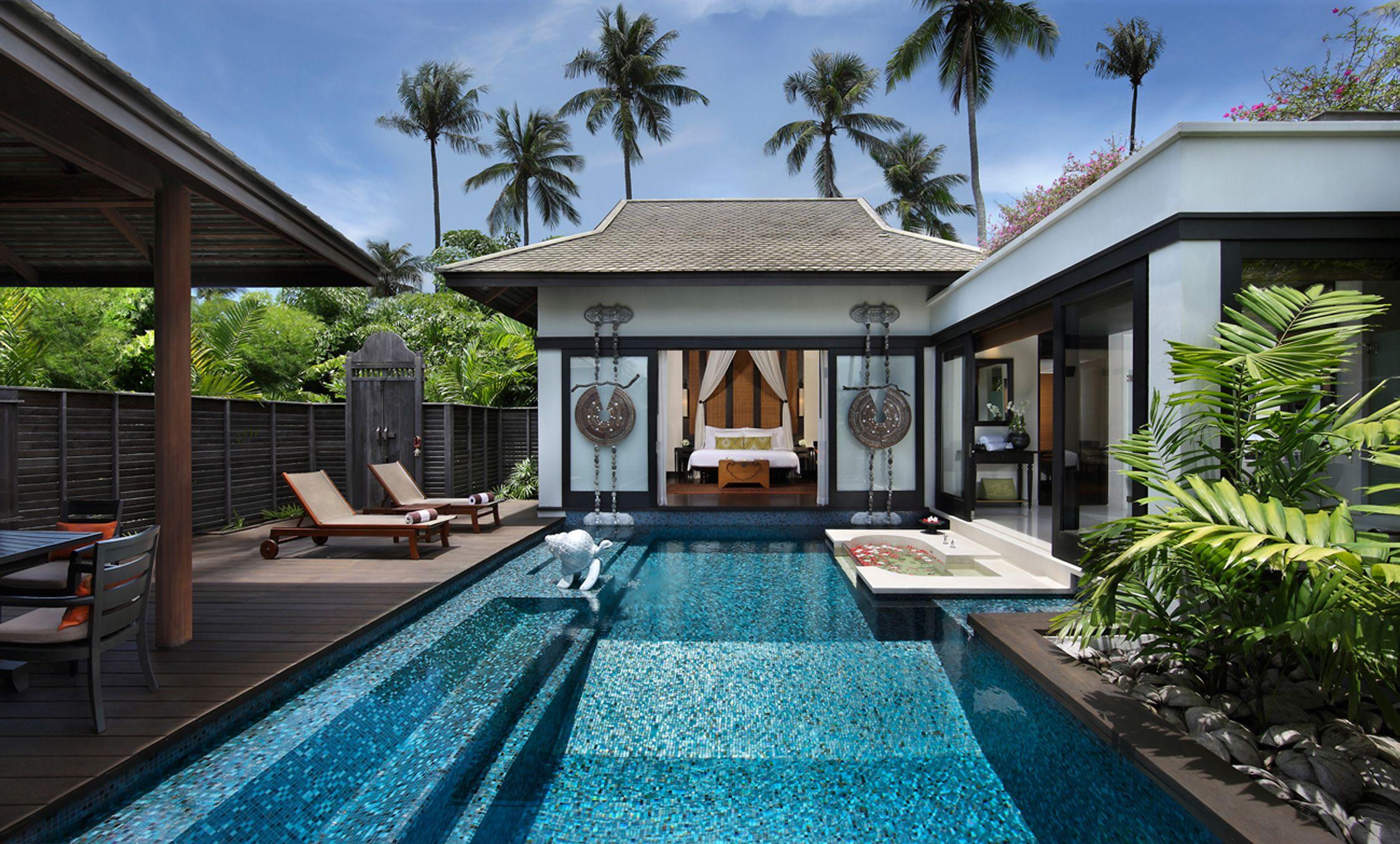 Les villas du Resort Marguery Exclusive Villas Ile Maurice