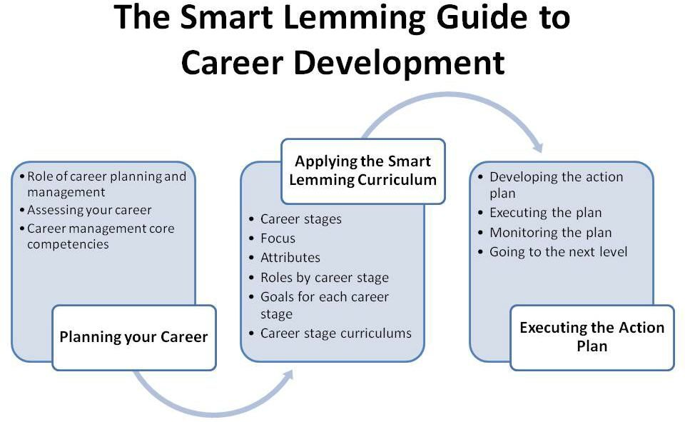 Smart Lemming Guide to Career Development Development - development plans templates