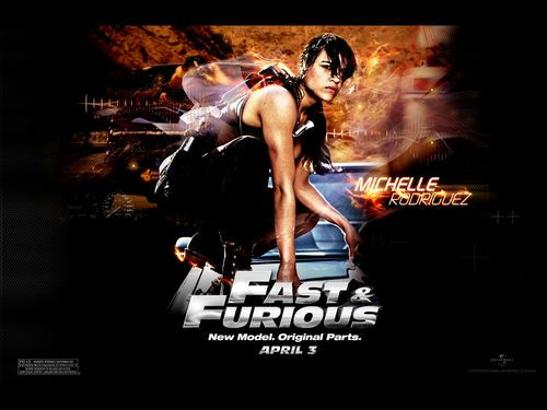 Fast and Furious Wallpaper: Fast & Furious