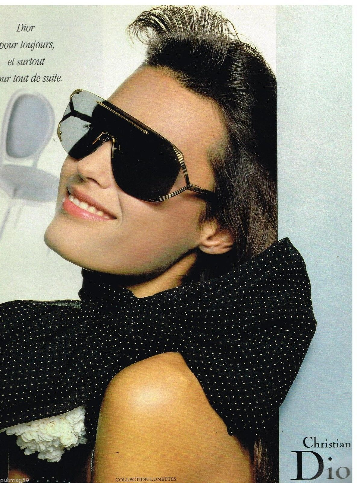 1989 Dior Sunglasses