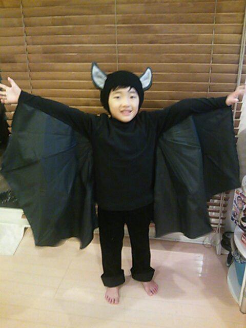 handmade bat costume for Halloween!  sc 1 st  Pinterest & handmade bat costume for Halloween! | Costumes | Pinterest | Bat ...