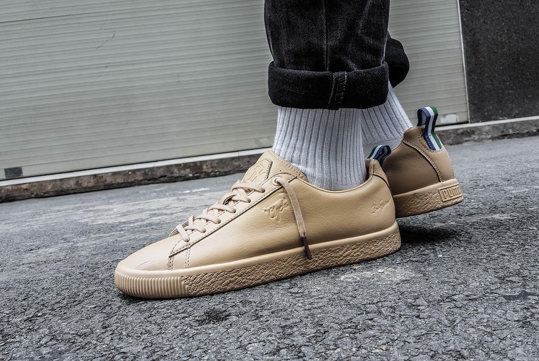 newest e8c5a 2fcc9 Big Sean x Puma Clyde | Sneakers: Puma Clyde in 2019 ...