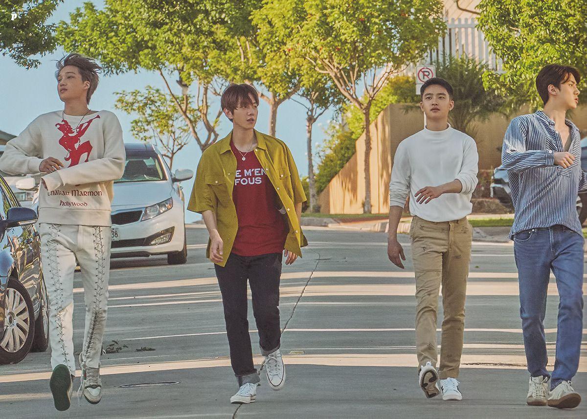 FY! EXO Exo, Baekhyun, Exo xiumin